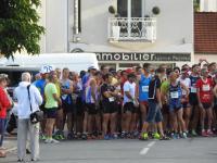 2016 COURIR POUR LE PLAISIR Le Porge Semi-marathon